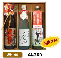 WH-40 ¥4,200 お飾り付