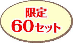 限定60セット